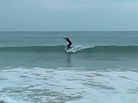 Surf Report 冲浪报告 2013/12/19