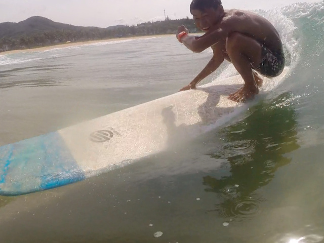 Surf Report 冲浪报告 2014/06/09